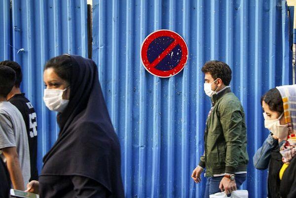 تردد بدون ماسک ممنوع