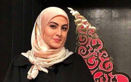 «مریم مومن» در زادگاهش/عکس