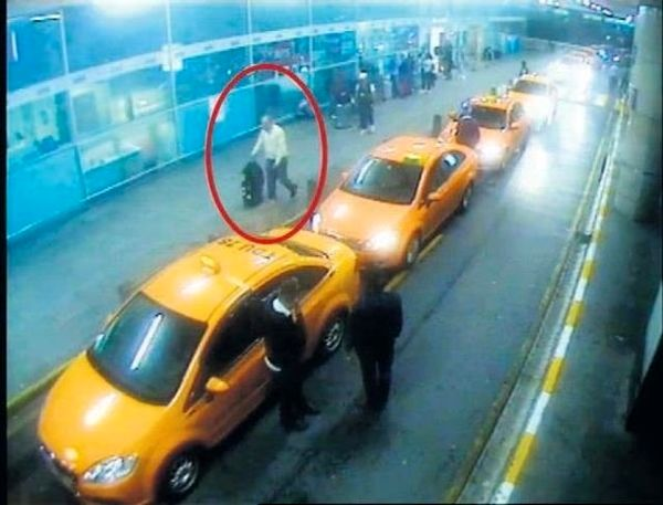 انتشار تصاویر جدید از خاشقجی و نامزدش در استانبول