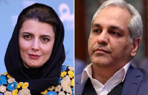 غیبت معنادار لیلا حاتمی و مهران مدیری در افتتاحیه فیلم ما همه با هم هستیم