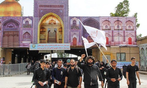 """دولت از مناسک اربعین امسال چقدر """"درآمد"""" کسب کرد"""