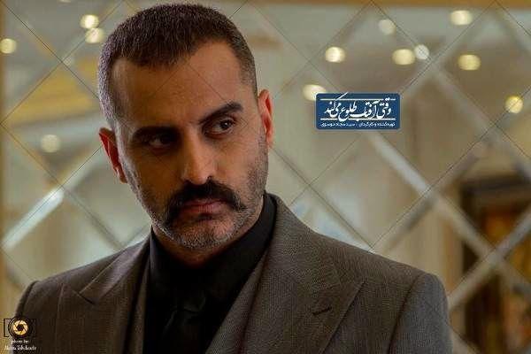 علیرام نورایی در فیلم وقتی آفتاب طلوع میکند + عکس