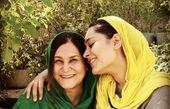عاشقانه های سانیا سالاری و مادرش + عکس