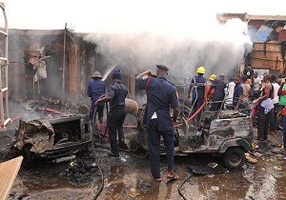 انفجار بمب در نیجریه