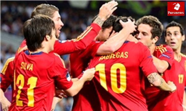 اسپانیا، هلند و آلمان در تدارک ذخیره امتیازها+برنامه بازیها