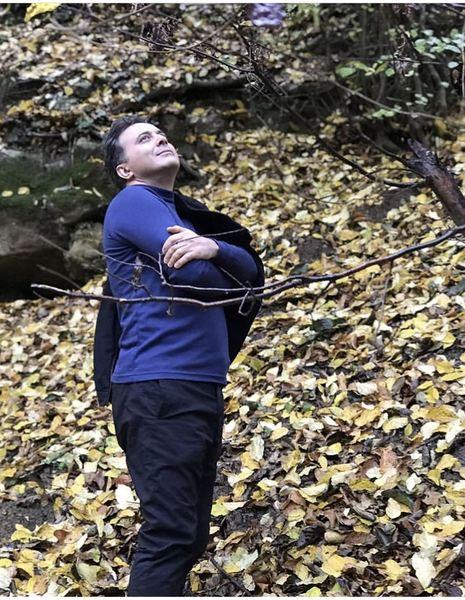 مجید اخشابی در دل طبیعت + عکس