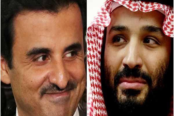 دست رد قطر بر سینه بن سلمان