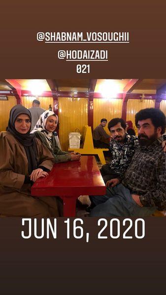 بازیگران ۰۲۱ با استایل های قدیمی + عکس