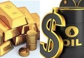 افزایش قیمت طلا و نفت در بازارهای جهانی