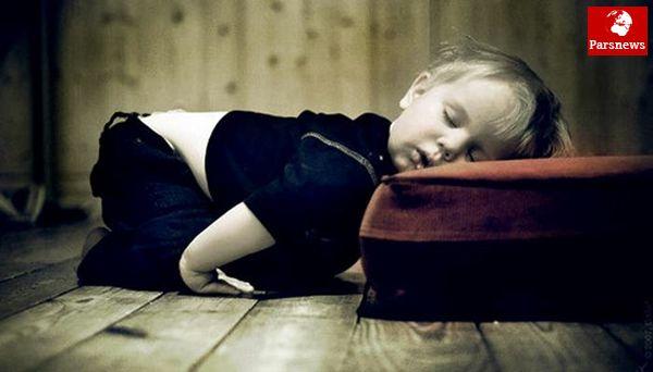 اقدام فوری در زمان غش وضعف کودک