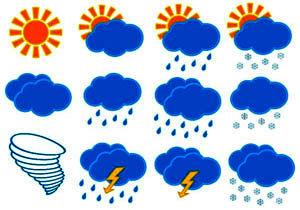 وضعیت آب و هوای استان های کشور / افزایش ابر در کشور