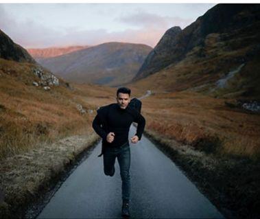 عکس جالب عکاس اسکاتلندی از سیروان خسروی