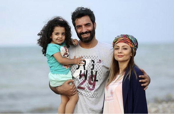 عکس جدید یکتا ناصر و خانواده اش + عکس