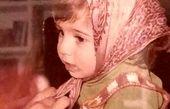 لیلی رشیدی در دوران کودکی + عکس