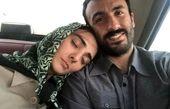 عروس  خوابالوی خانم بازیگر + عکس