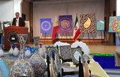 دومین نمایشگاه مشترک «پیشگامان صلح میان ملتها» به زبان هنر