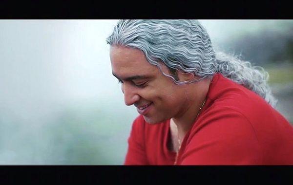 موهای جو گندمی خواننده مشهور + عکس
