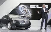 از اولین خودرو الکتریکی شرکت کادیلاک رونمایی شد!