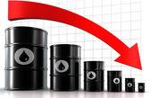 سقوط سنگین قیمت نفت آمریکا