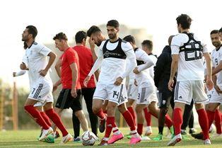 برنامه تمرین تیم ملی فوتبال اعلام شد