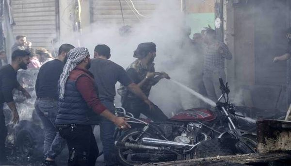 هلاکت دو سرکرده داعشی در حمله پهپادی در سوریه