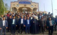 حجت السلام والمسلمین برازش برای انتخابات مجلس ثبت نام کرد