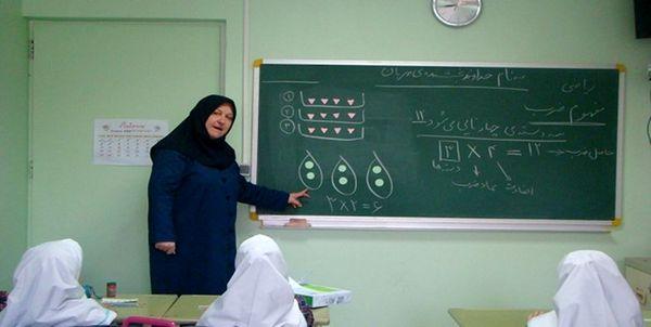 کمبود 100 هزار معلم در کشور