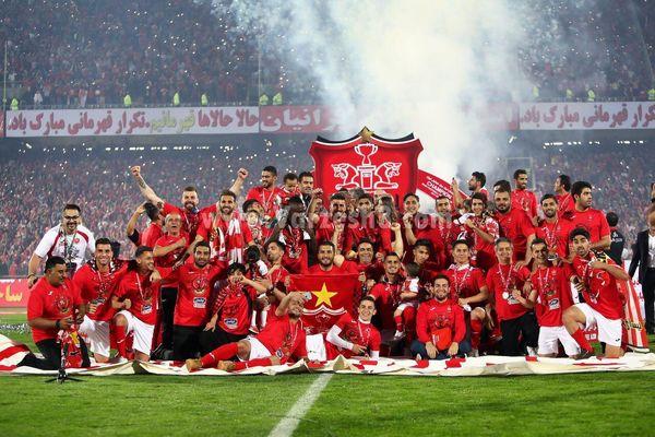 پرسپولیس قهرمان جام باشگاه های آسیا شد