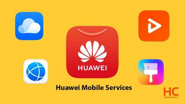 امکان استفاده همزمان از اپلیکیشنهای موبایلی هوآوی و سرویسهای گوگل