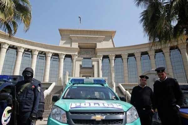 دادگاه مصری نام ۱۶۴ نفر را فهرست تروریسم قرار داد
