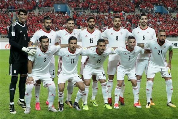 تغییر لوگوی تیم ملی فوتبال ایران بعد از جام جهانی