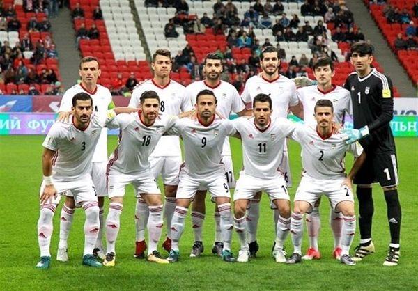ایران اصلیترین نامزد قهرمانی جام ملتهای آسیا