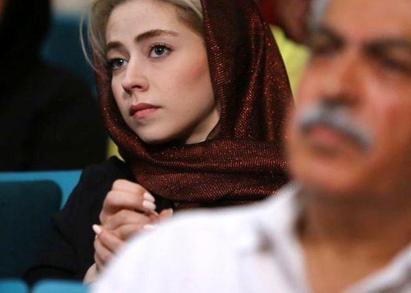 عکس ملیح دختر داعشی پایتخت