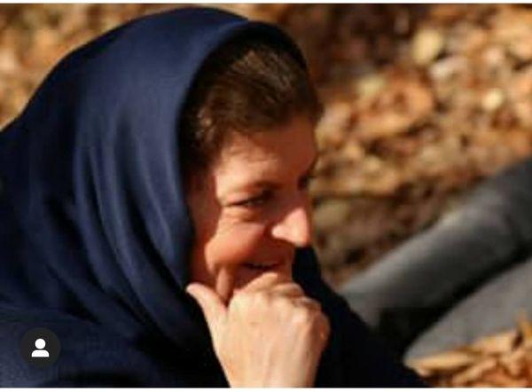 دلتنگی های محسن کیایی برای مادرش + عکس
