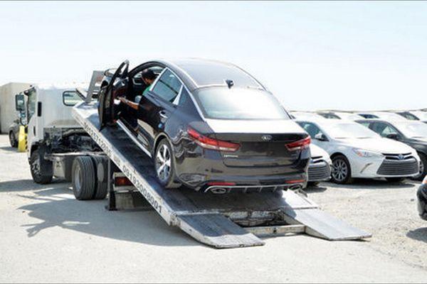 جدیدترین آمار از وضعیت ترخیص خودروهای دپو شده در گمرکات