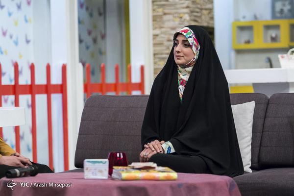 مداحی ستاره سادات قطبی در رسانه ملی+فیلم