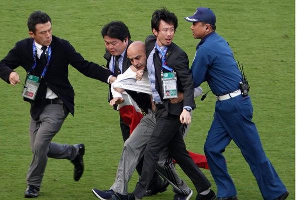 بازتاب شکایت پرسپولیس از کاشیما در ژاپن