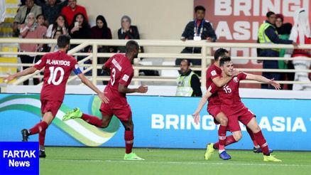 سه بازیکن قطر در بین سوپر استارهای عرب از نگاه آس