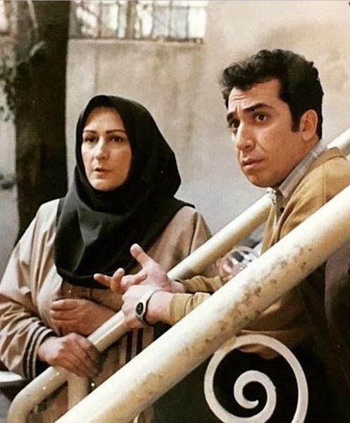 جوانی های سیامک انصاری در کنار خانم بازیگر مشهور + عکس