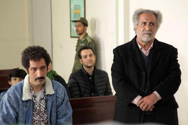 حسین زارعی از سریال چوب خط میگوید + عکس