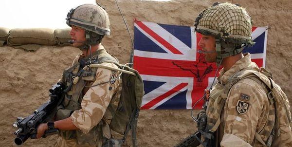 بوریس جانسون پایان حضور نظامی انگلیس در افغانستان را اعلام کرد