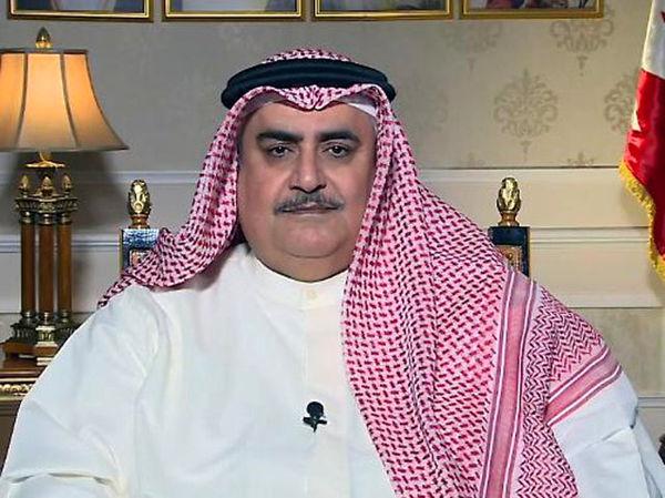ادعا های عجیب وزیر خارجه بحرین علیه ایران