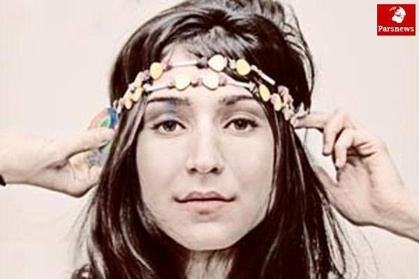 خواننده زن ایرانی محبوبترین خواننده سوئد شد +عکس