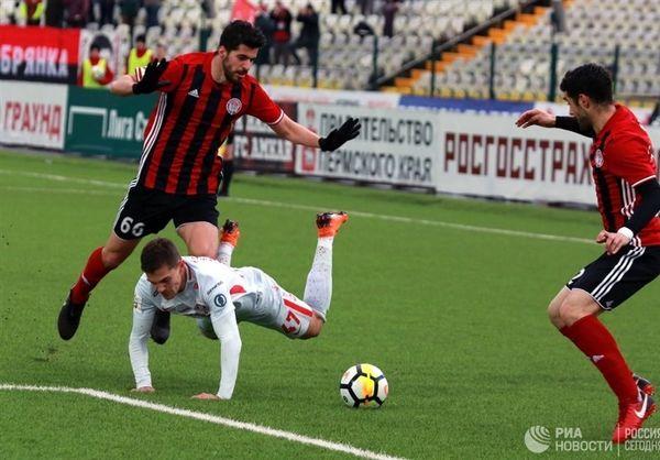 عزتاللهی به تیم روستوف بازگشت