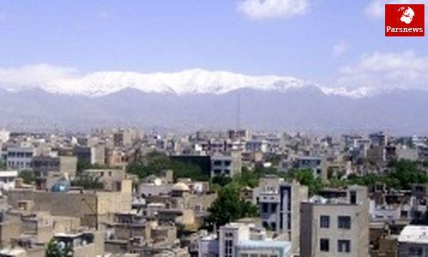 برنامه کاهش خطرپذیری شهر تهران بایگانی شد