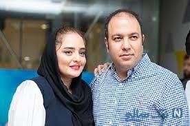 نرگس محمدی و علی اوجی جایی نزدیک آسمان