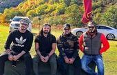 آرش معیریان چوب حراج به رالی ایرانی خود زد!