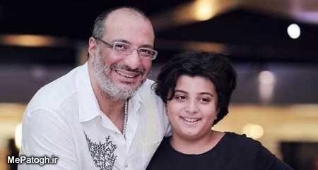 امیرجعفری و پسر زیبایش+عکس