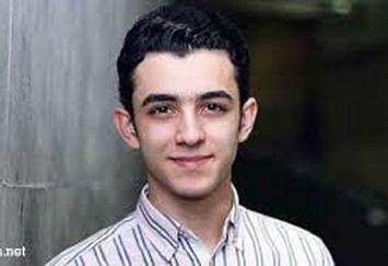علی شادمان در کنار دو جفت چشماش/عکس
