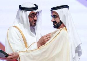 اختلاف حاکم دبی و ولیعهد ابوظبی به زودی به مرحله انفجار میرسد